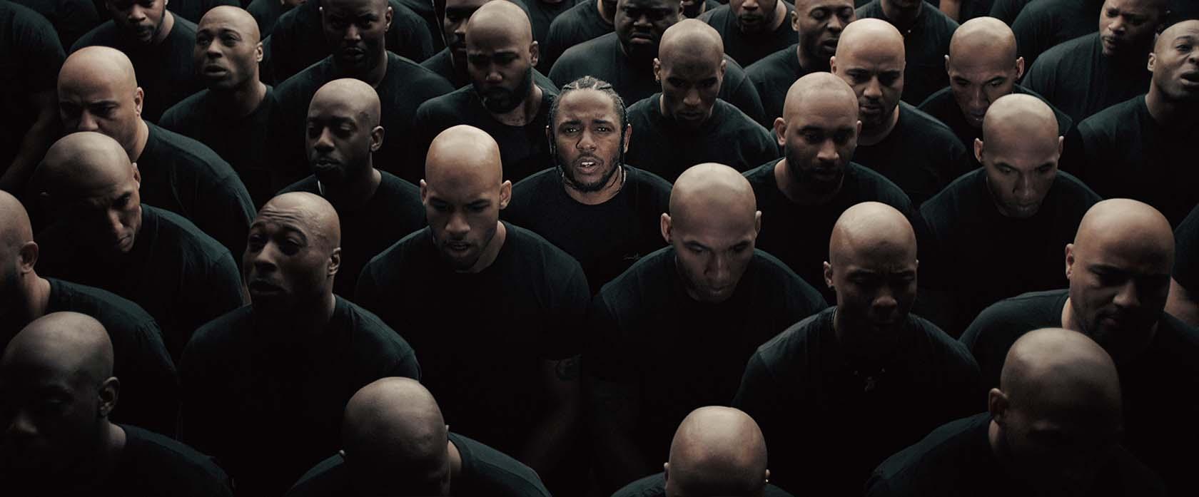 "Kendrick Lamar ""HUMBLE."" by Dave Meyers"