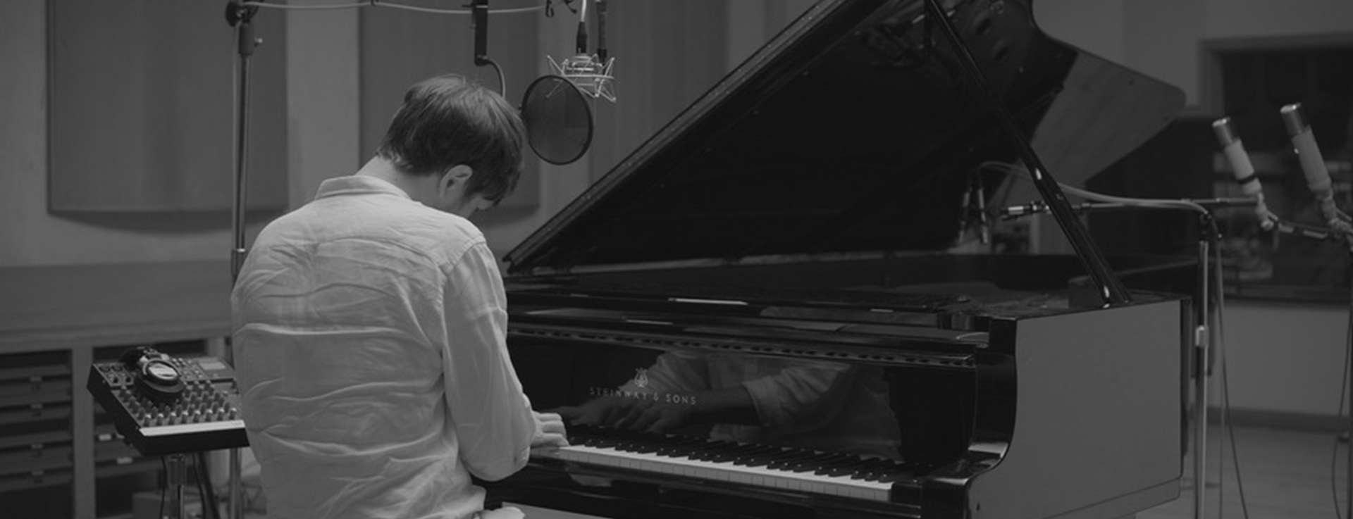 "James Blake ""Vincent"" by Andrew Douglas"
