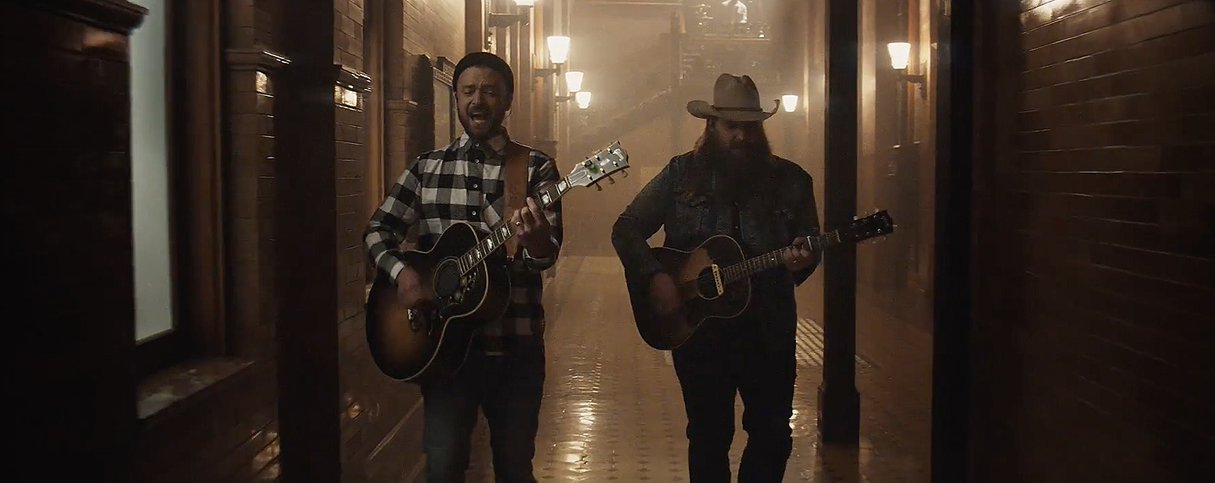 "Arturo Perez Jr. for Justin Timberlake's latest single ""Say Something ft. Chris Stapleton"""